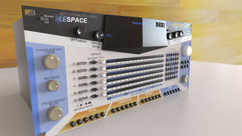 LeSpace-product