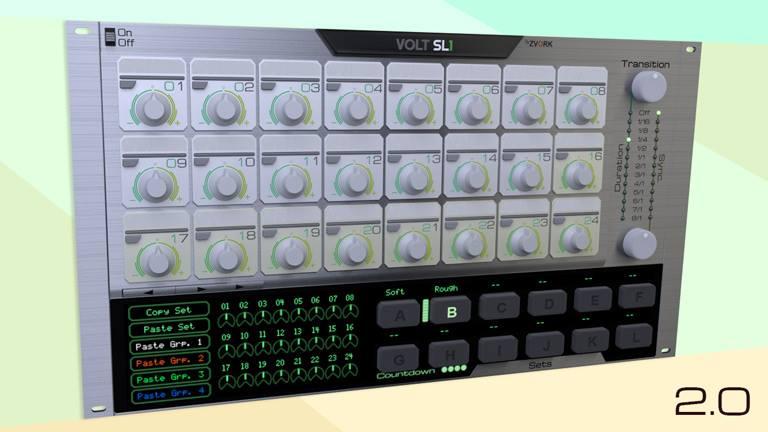 New Volt SL1 version 2.0