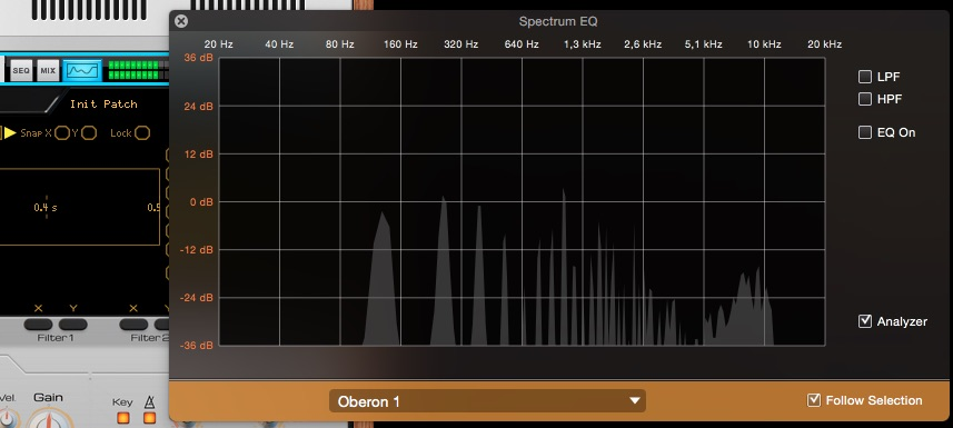 Oberon Spectrum