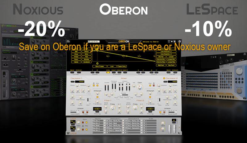 Oberon Discounts